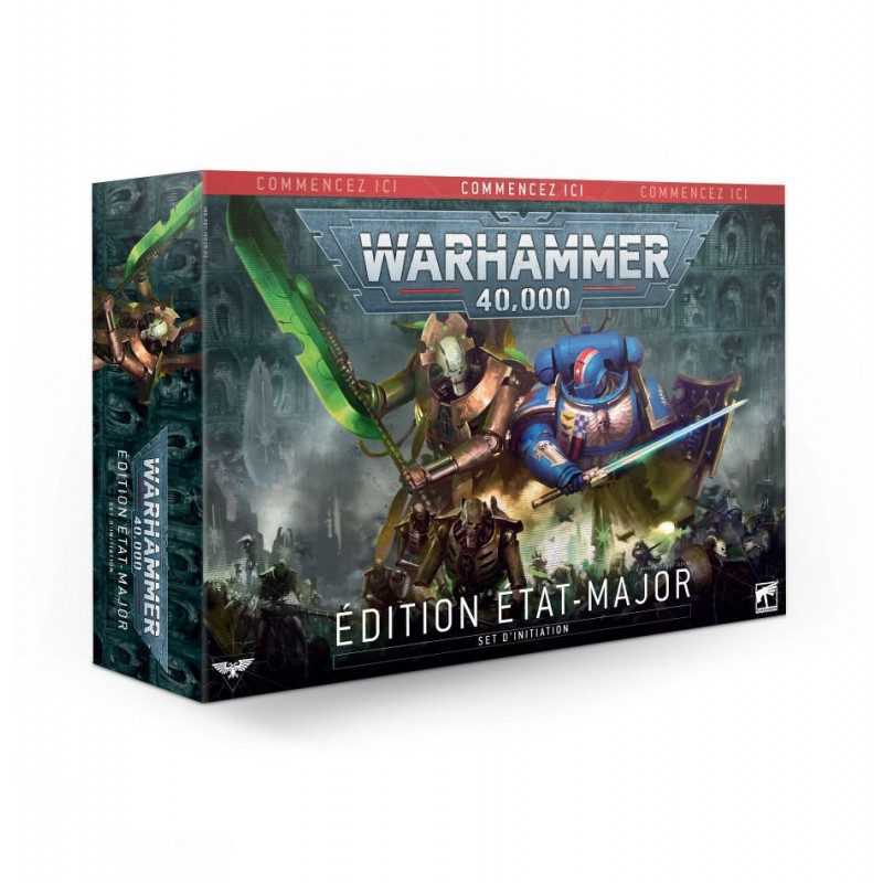Warhammer 40,000 Édition État-major (FR)