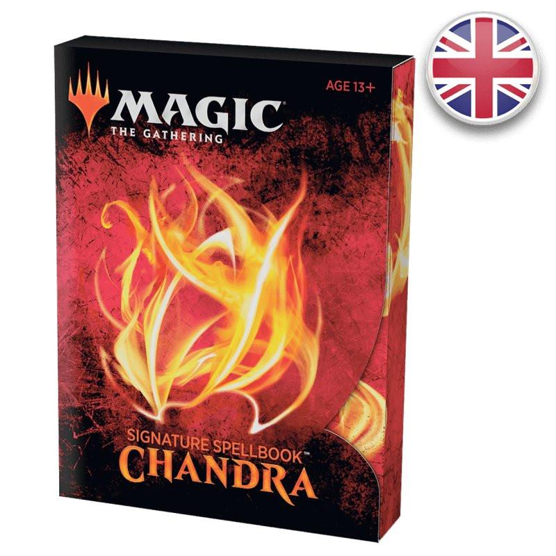 SIGNATURE SPELLBOOK : CHANDRA - MAGIC EN