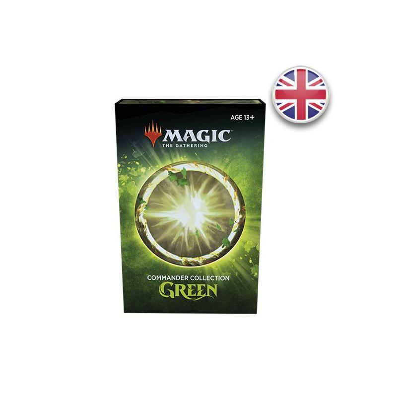 COMMANDER COLLECTION : GREEN - MAGIC EN