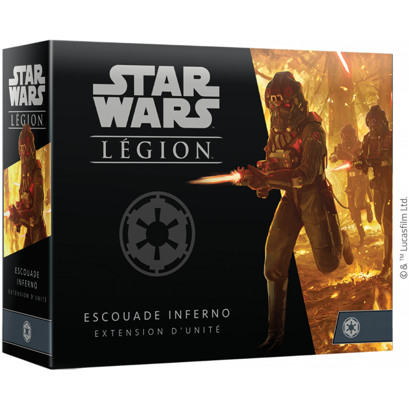 Star Wars Légion : Escouade Inferno - EN