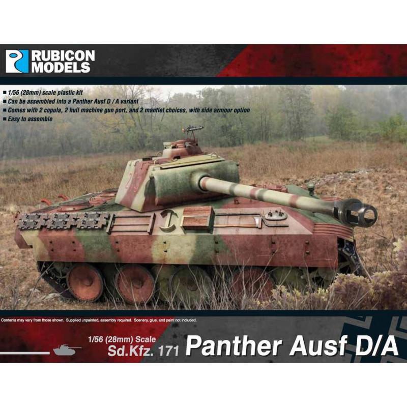 280014 - Panther Ausf D & A