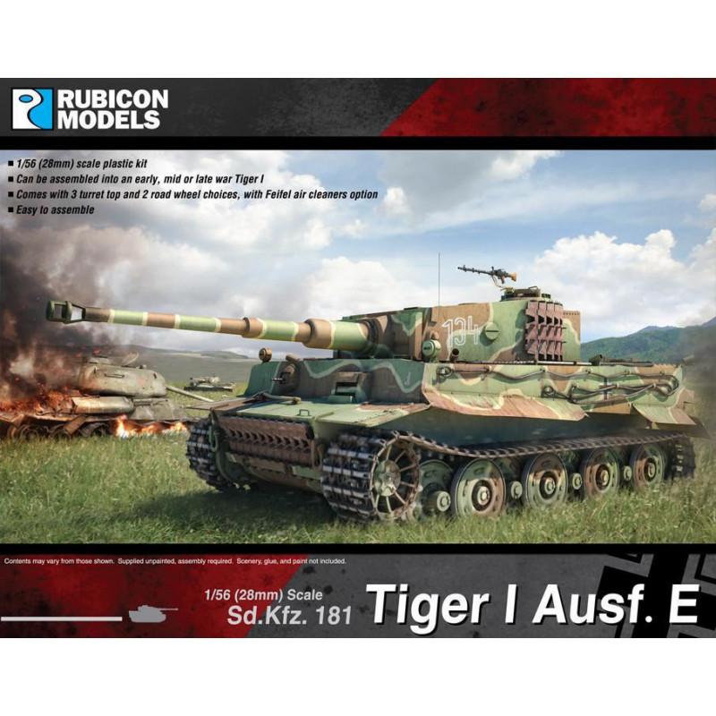 280016 - Tiger I Ausf E