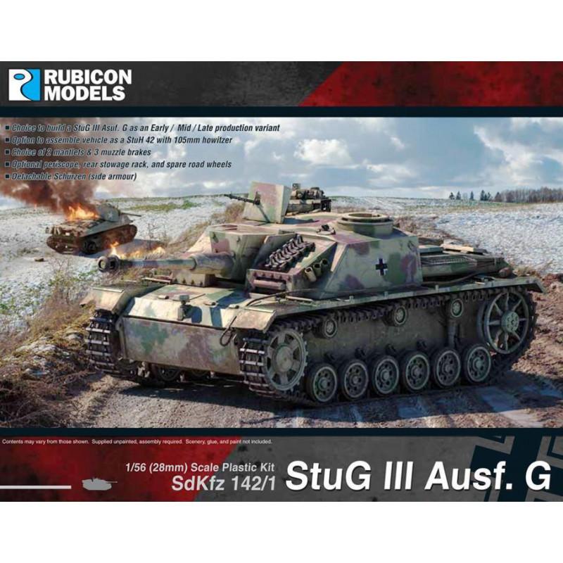 280017 - StuG III Ausf G