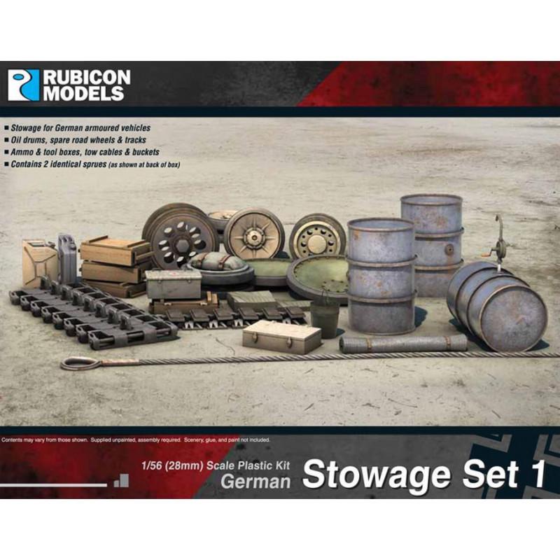 280022 - German Stowage Set 1