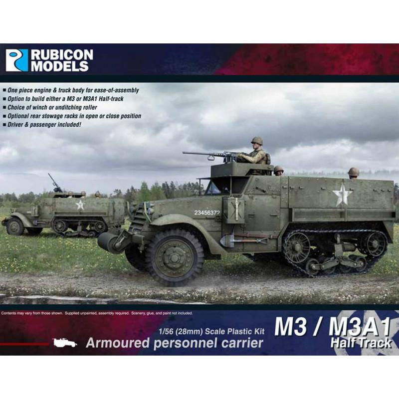280027 - M3/M3A1 Half Track