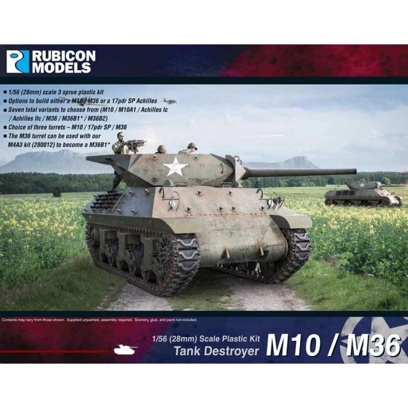 280029 - M10 Wolverine / M36 Jackson