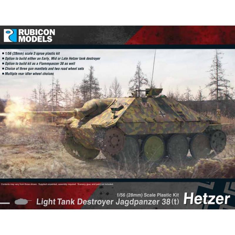 """280030 - Jadgpanzer 38(t) """"Hetzer"""""""