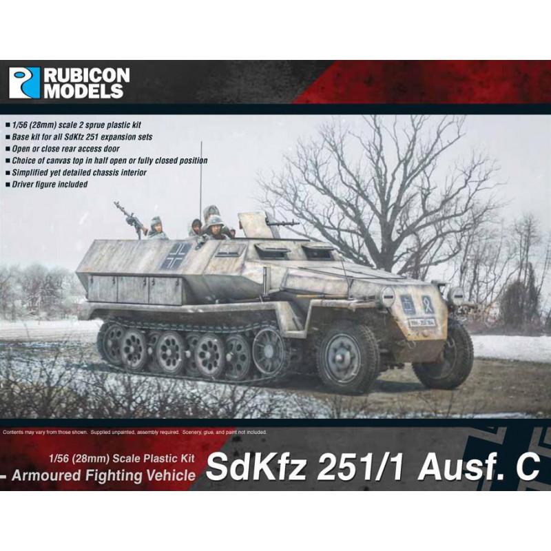 280031 - SdKfz 251/1 Ausf C (aka 251C)