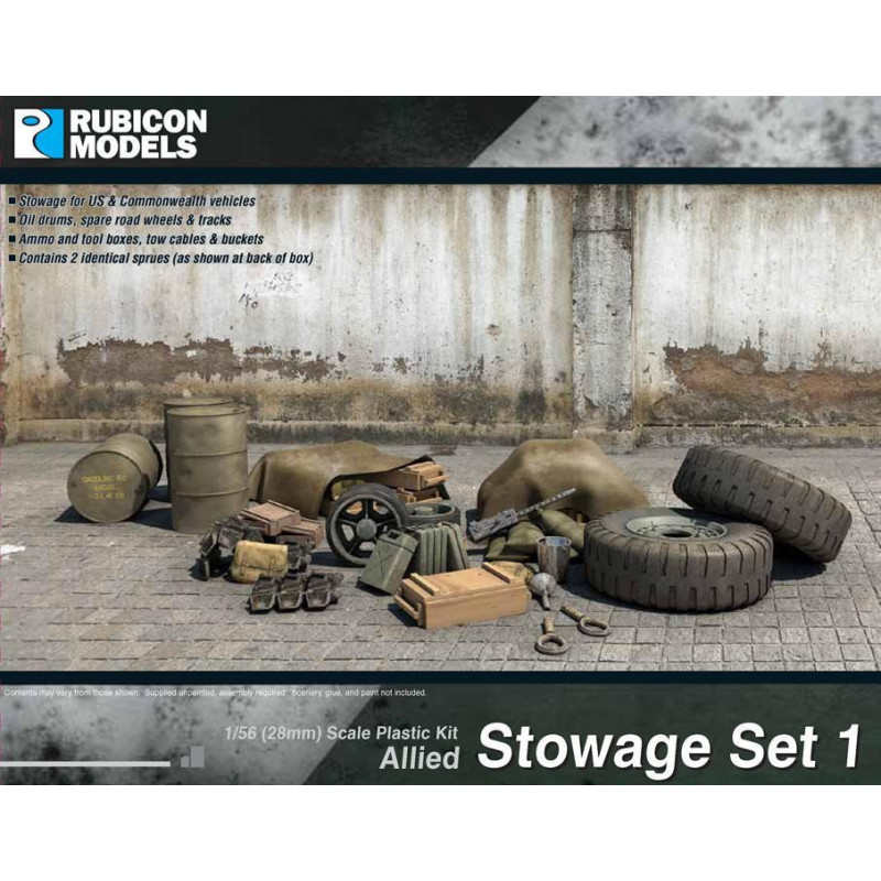 280033 - Allied Stowage Set 1