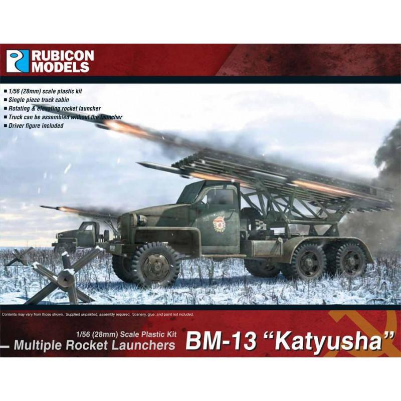 """280036 - BM-13N """"Katyusha"""" Rocket Launcher"""