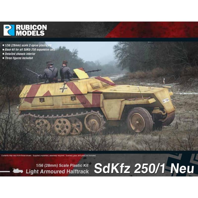280038 - SdKfz 250/1 Neu (aka 250N)