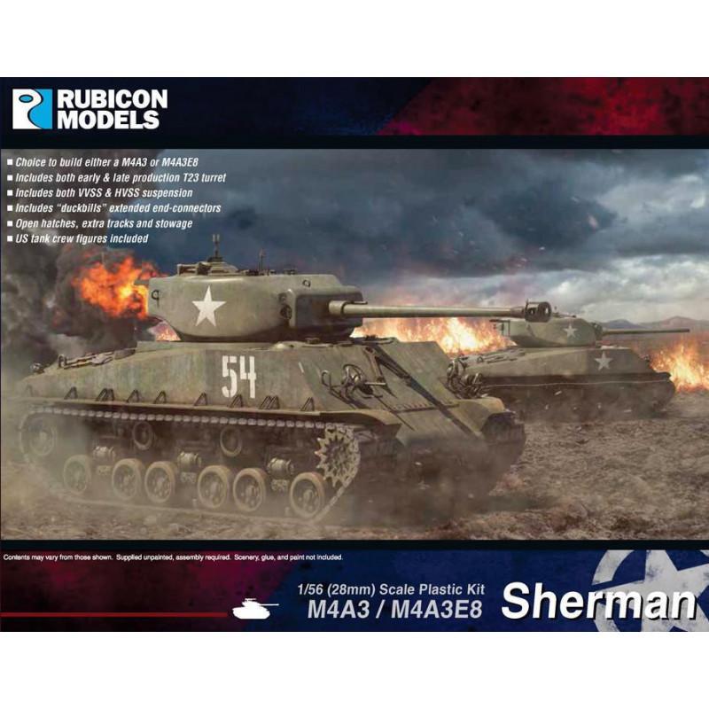 280042 - M4A3 / M4A3E8 Sherman