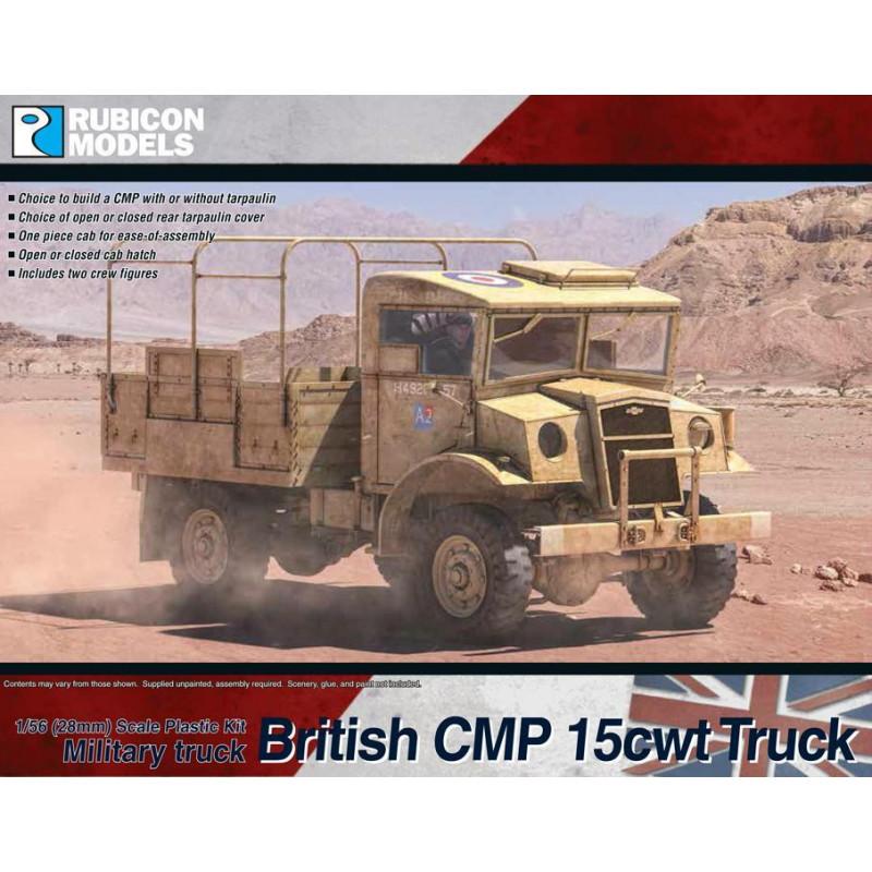 280056 - British CMP 15cwt Truck