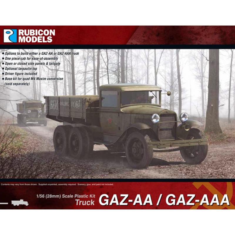 280063 - GAZ-AA/AAA Truck