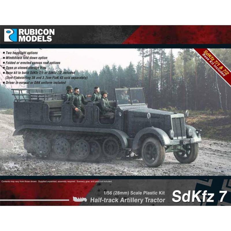 280065 - SdKfz 7 Halftrack