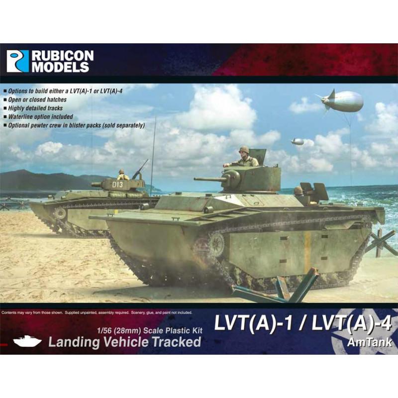 280066 - LVT (A)-1/LVT(A)-4 AM Tank