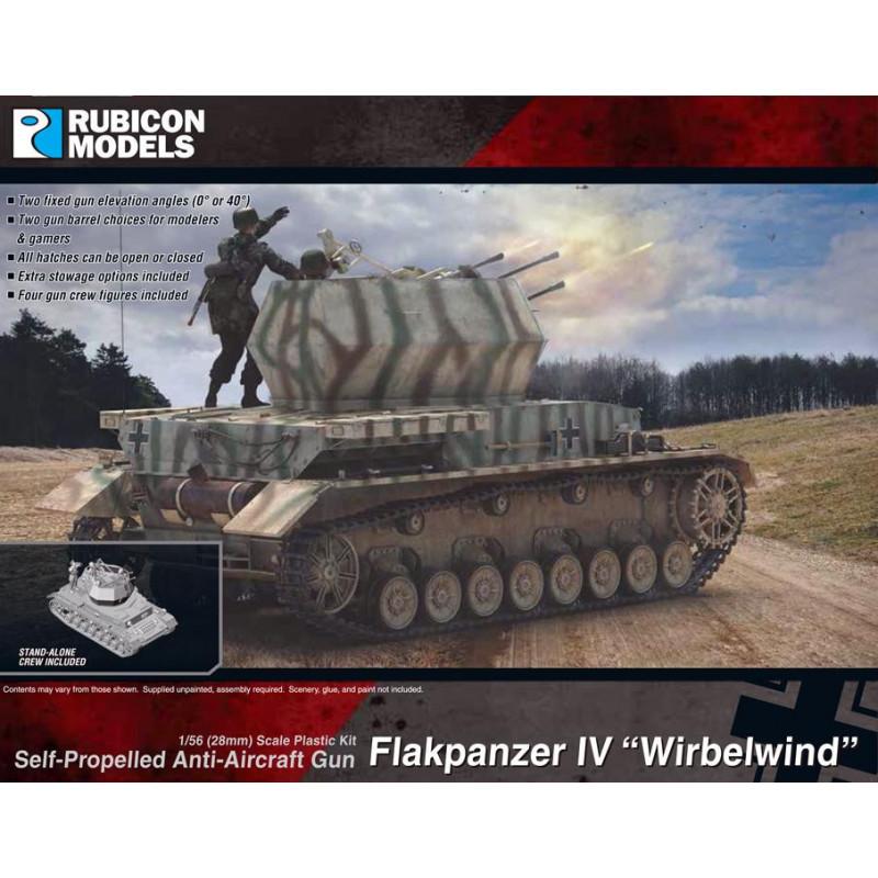 "280079 - Panzer IV ""Wirbelwind"""