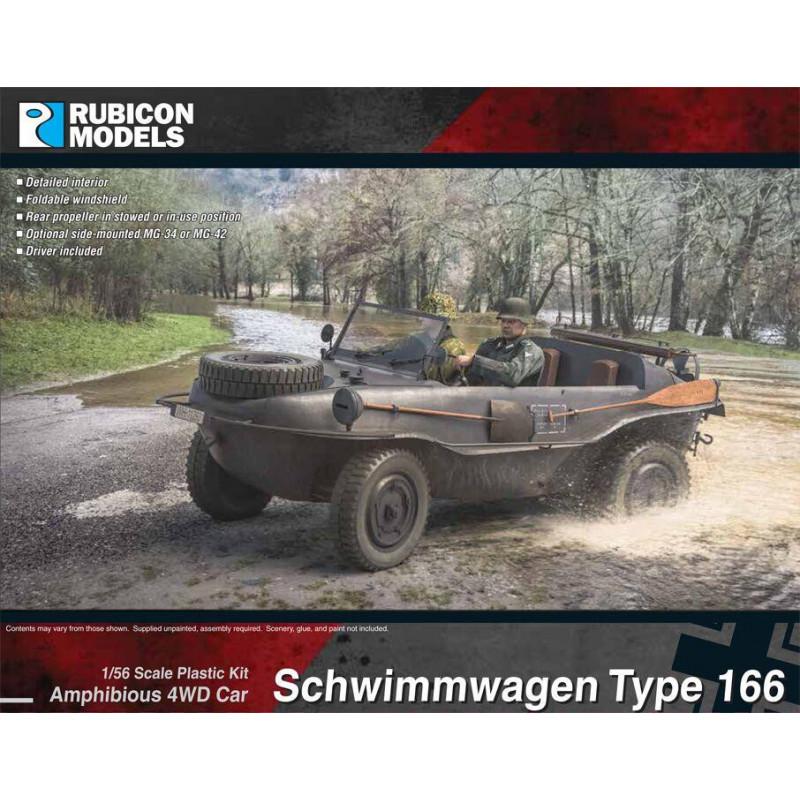 280080 - Schwimmwagen Type 166