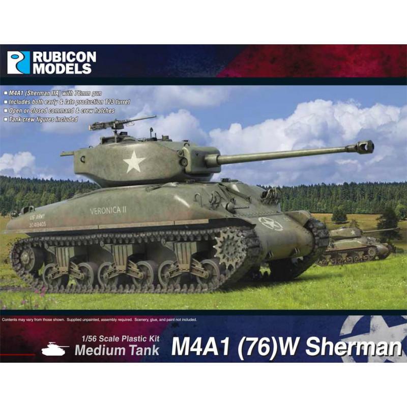 280087 - M4A1(76)W Sherman - LH