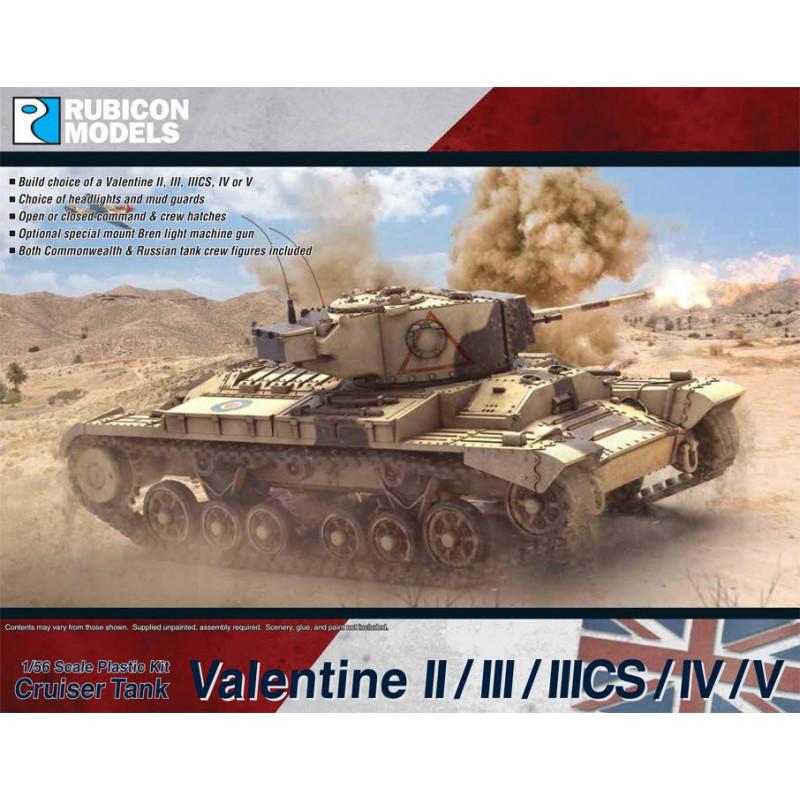 280097 - Valentine II/III/IIIcs/IV/V