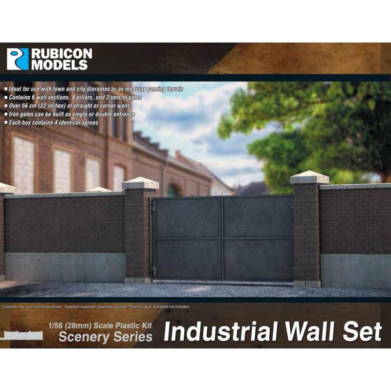 283006 - Industrial Walls Set
