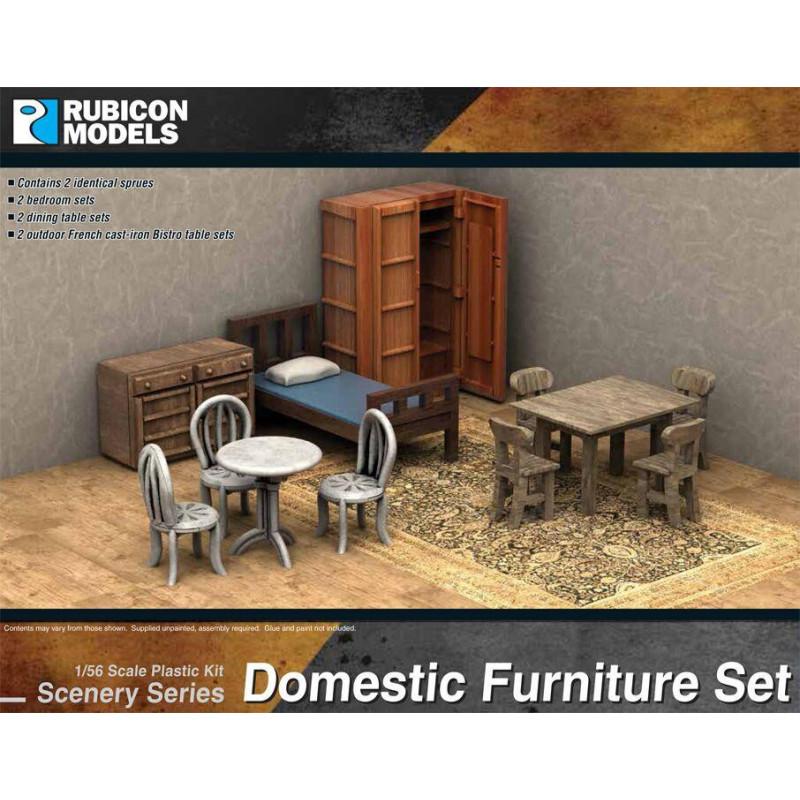 283007 - Domestic Furniture Set