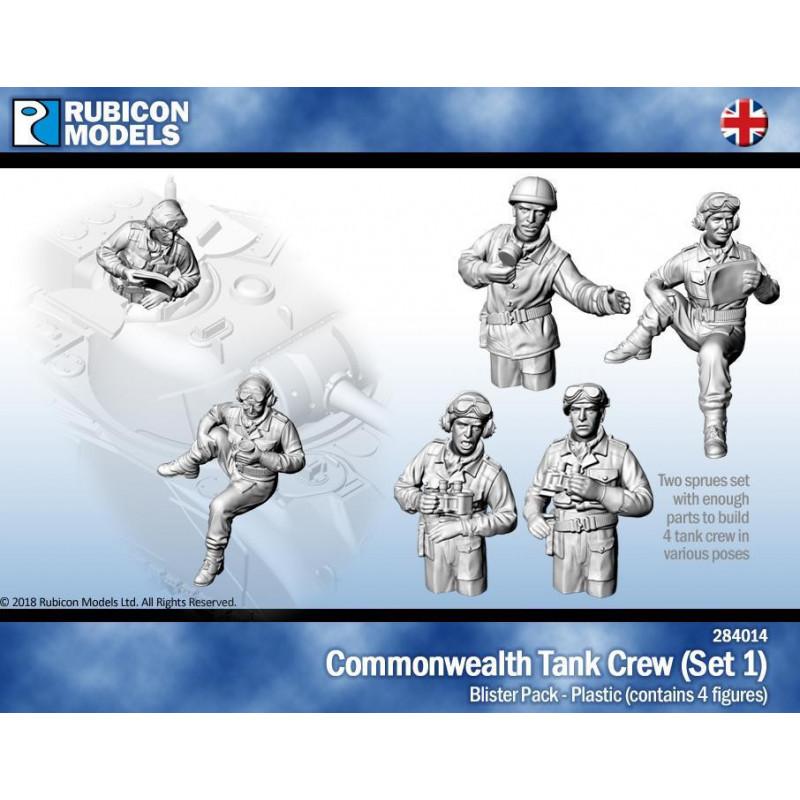 284014 - Commonwealth Tank Crew