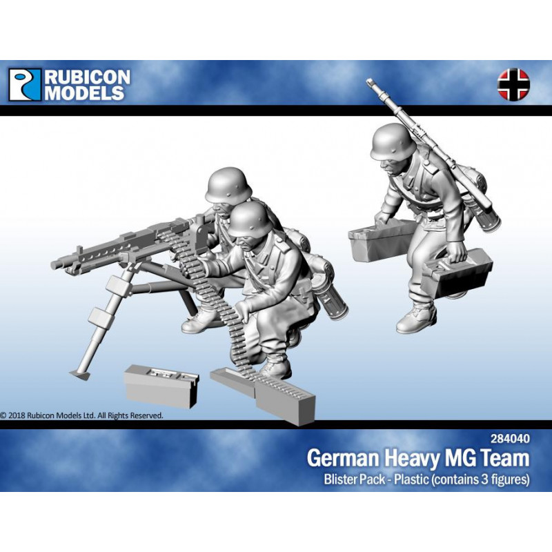 284040 - German HMG Team