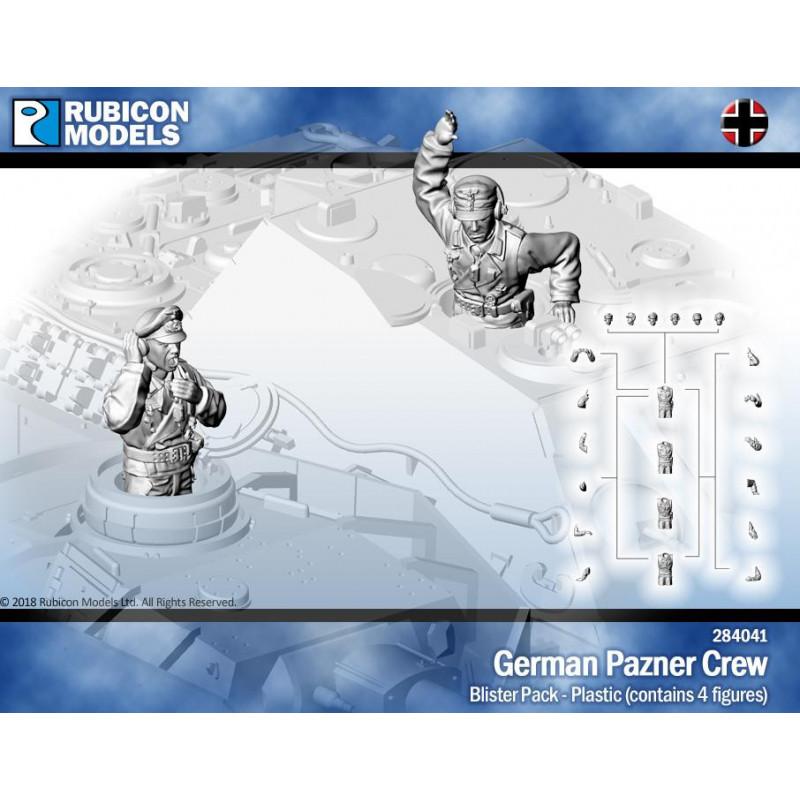 284041 - German Panzer Crew
