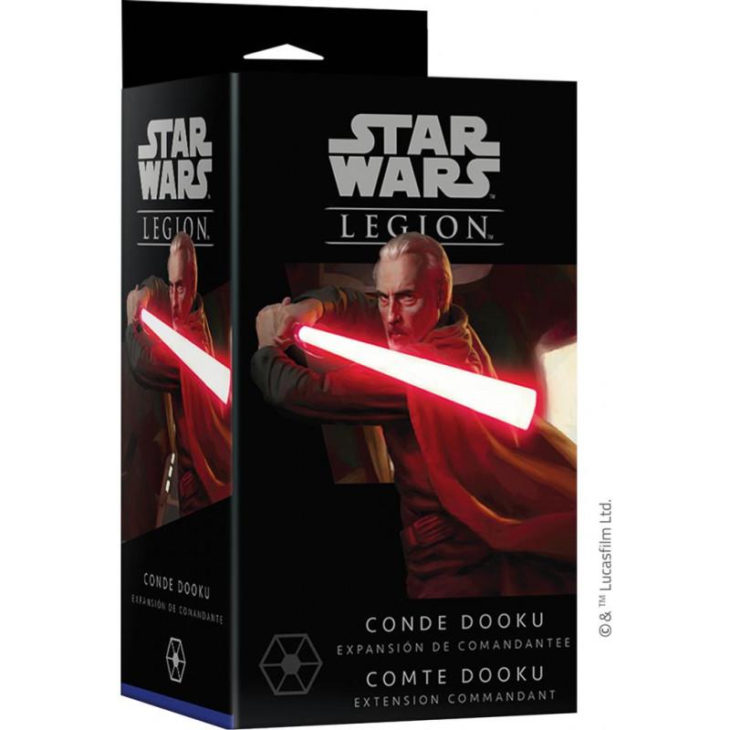 Star Wars Légion : Comte Dooku - EN