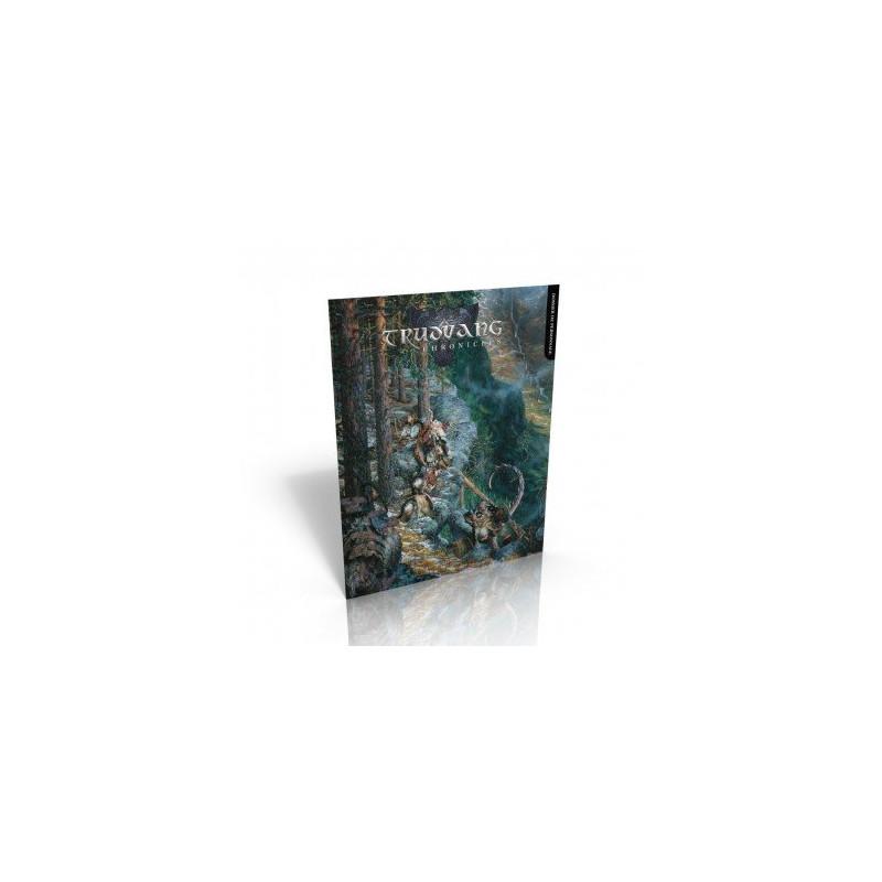 Trudvang Chronicles - Dossier de Personnage