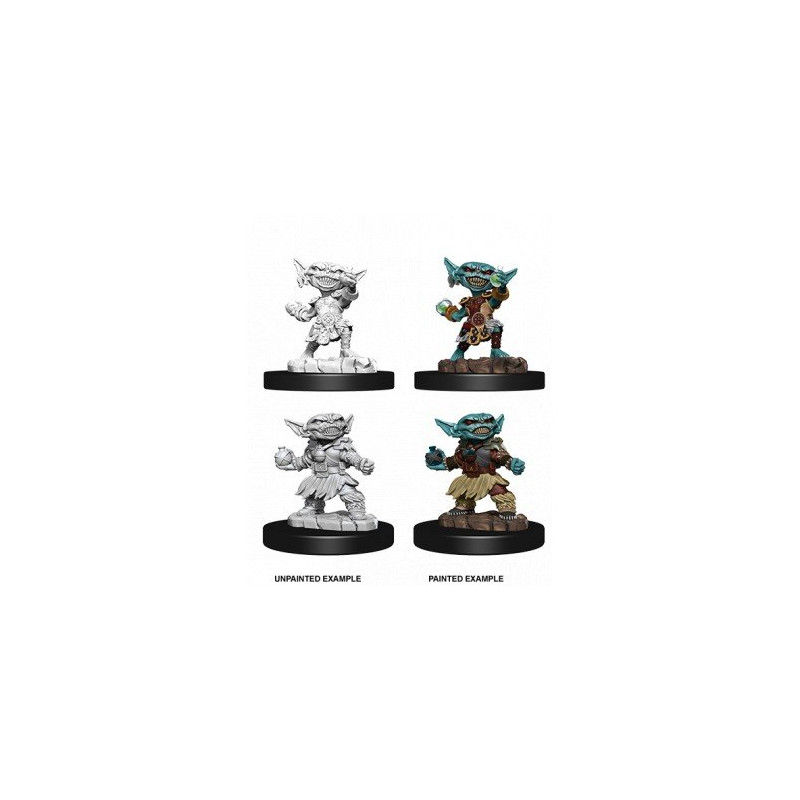 Pathfinder Deep Cuts - Female Goblin Alchemist