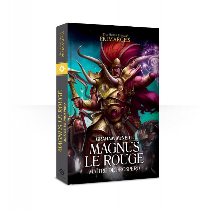 PRIMARCHS: MAGNUS LE ROUGE (HB)