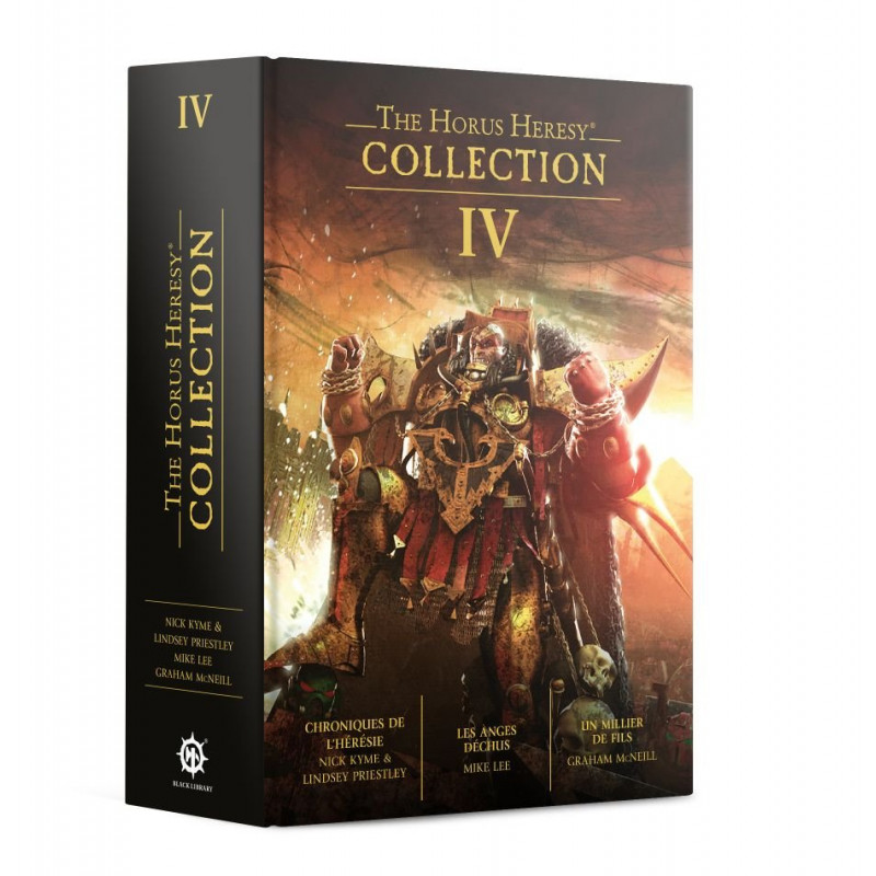 HORUS HERESY: COLLECTION IV (FRA)
