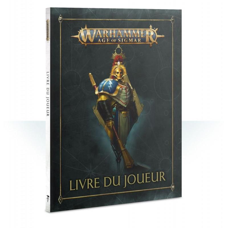 AGE OF SIGMAR: GAMING BOOK (FRANCAIS)