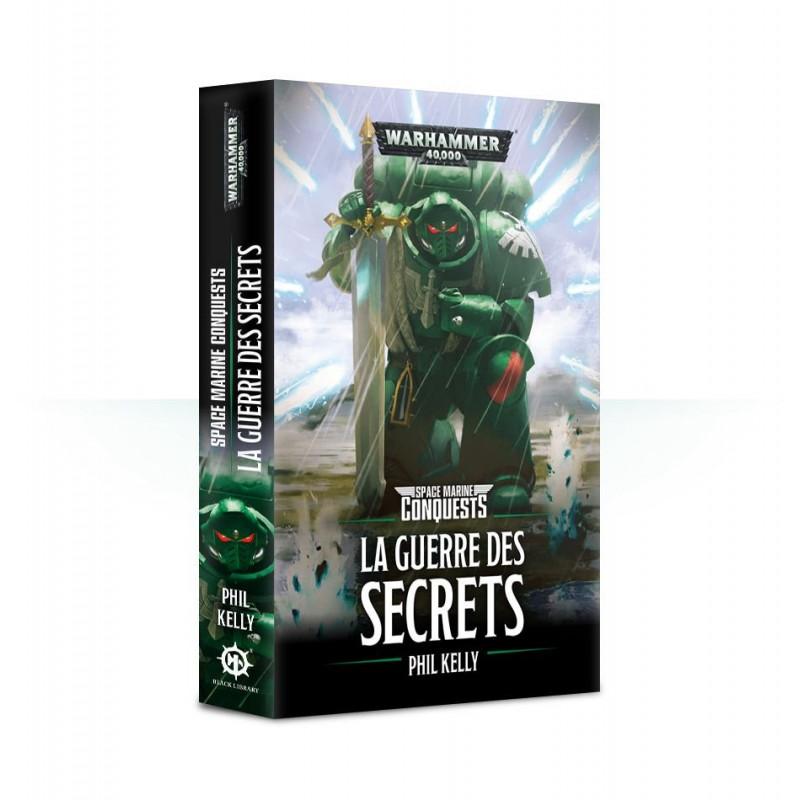 SMC: LA GUERRE DES SECRETS (PB)