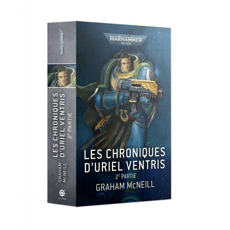 LES CHRONIQUES D'URIEL VENTRIS 2ÈME PART