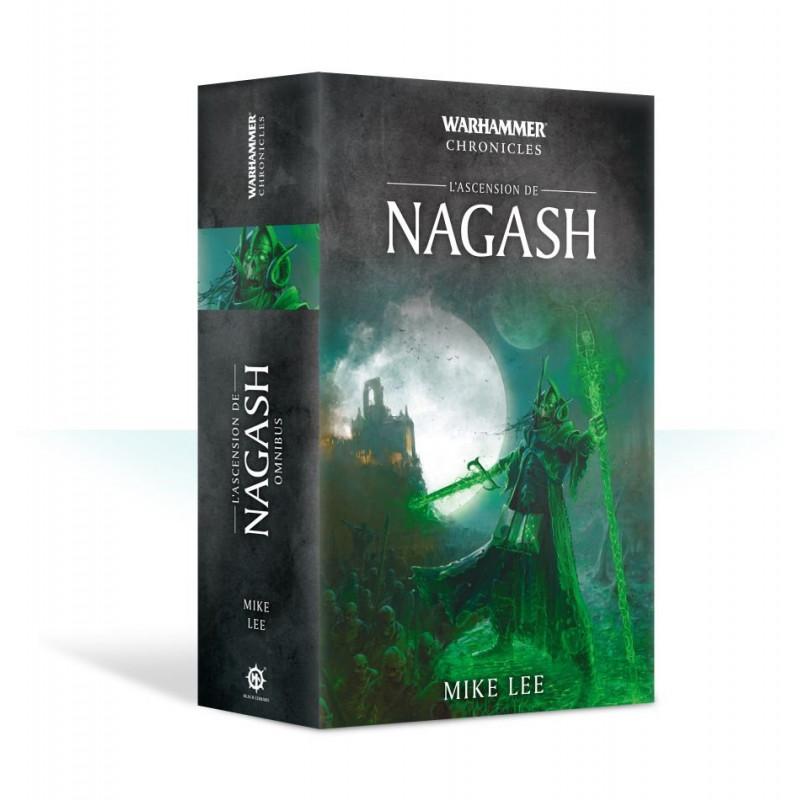 L'ASCENSION DE NAGASH (PB) (FRANCAIS)