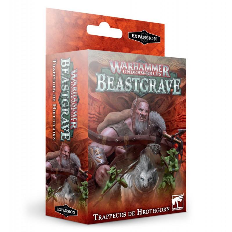 Warhammer Underworlds: Beastgrave – Trappeurs de Hrothgorn