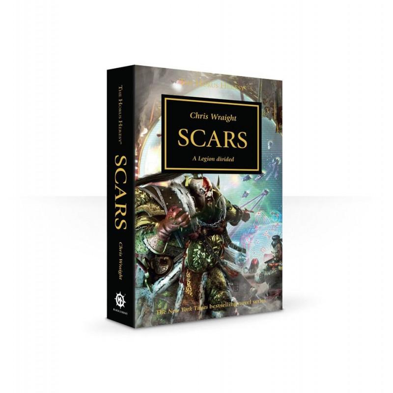HORUS HERESY: SCARS (HARDBACK)
