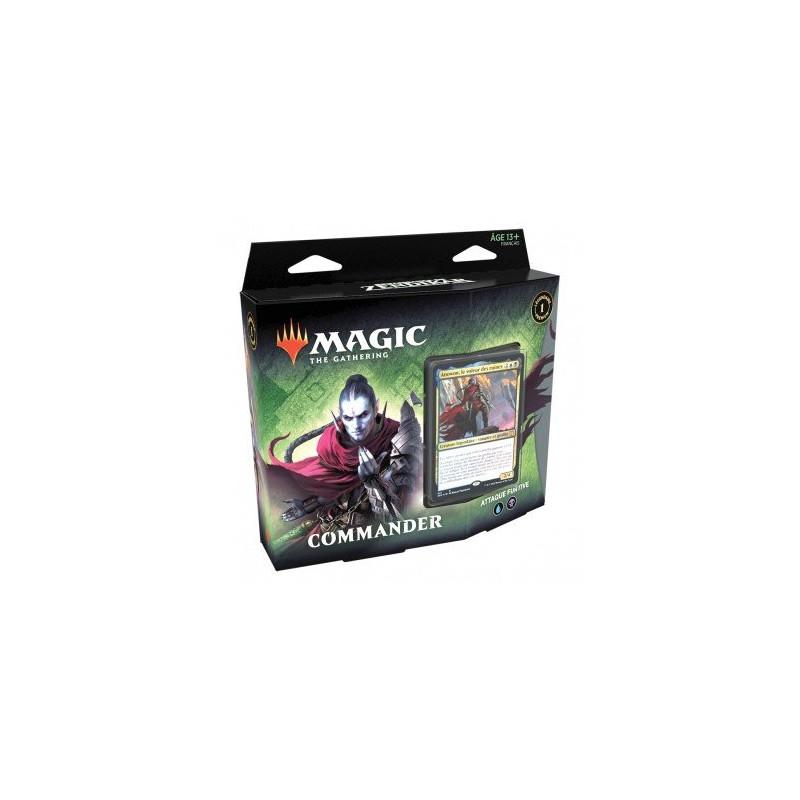 Magic The Gathering : Commander Renaissance de Zendikar - Attaque Furtive