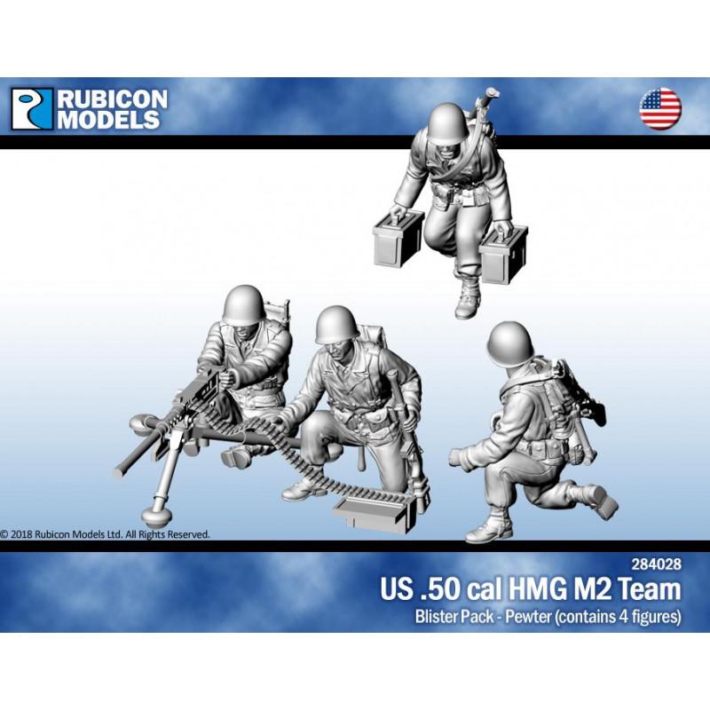 284028 - US .50 Cal HMG M2 Team