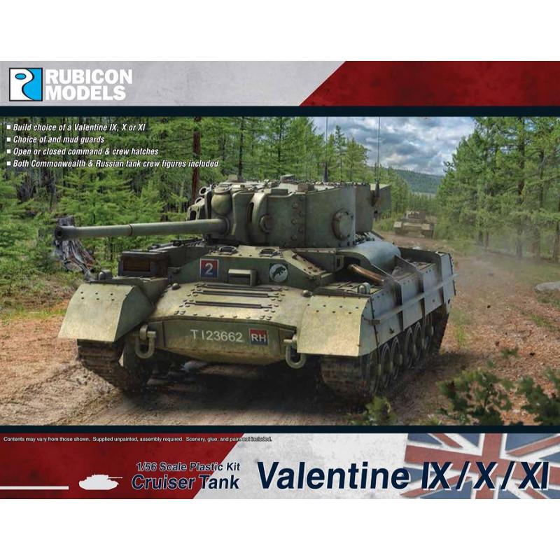 280098 - Valentine IX/X/XI