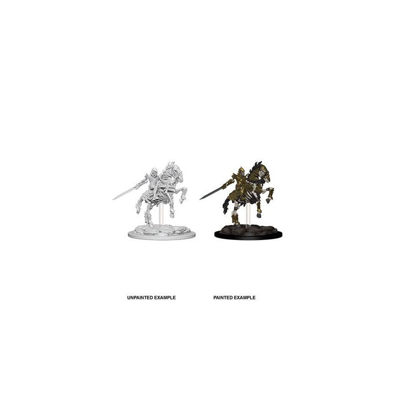 Pathfinder Battles Skeleton Knight on Horse
