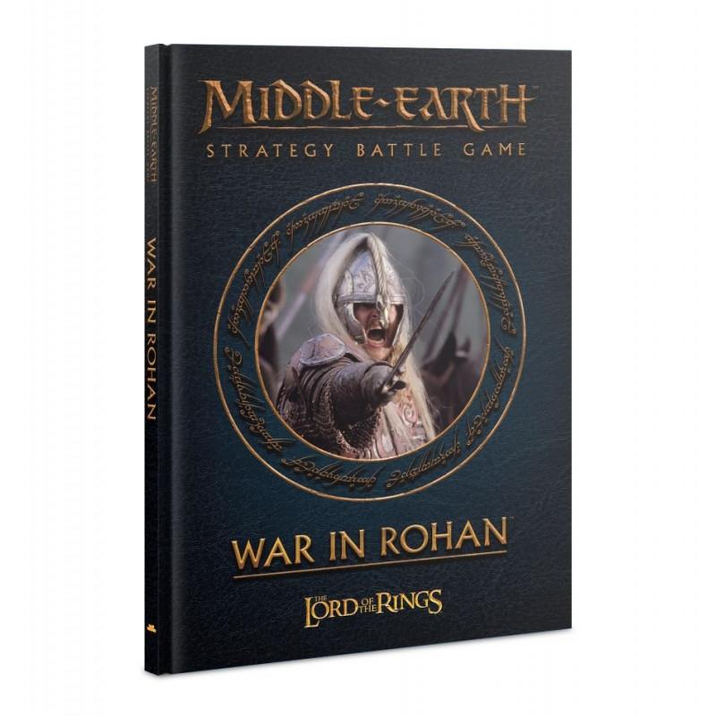 War in Rohan (Anglais)