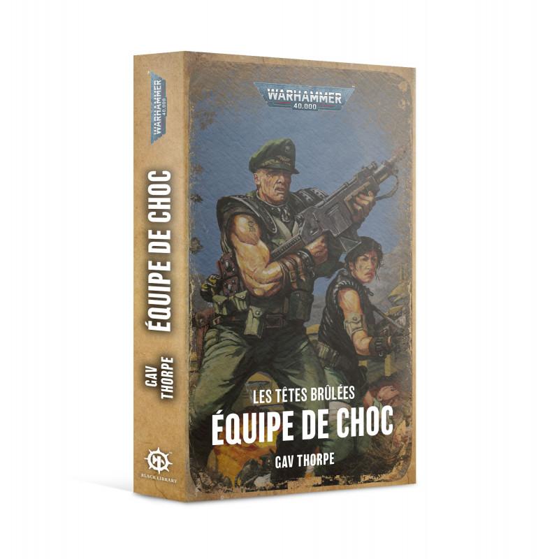 ÉQUIPE DE CHOC (PB) (FRANCAIS)