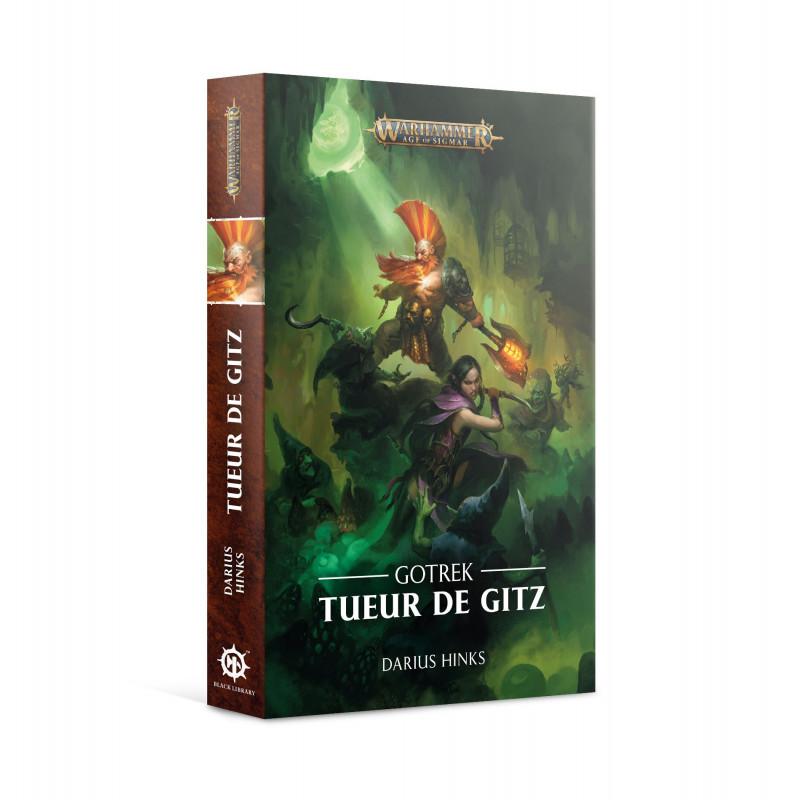 GOTREK GURNISSON: TUEUR DE GITZ (FRA)