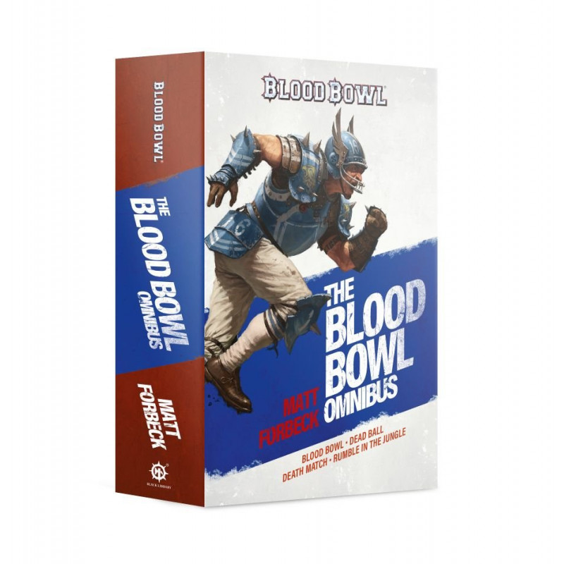 The Blood Bowl Omnibus (Anglais) (Paperback)