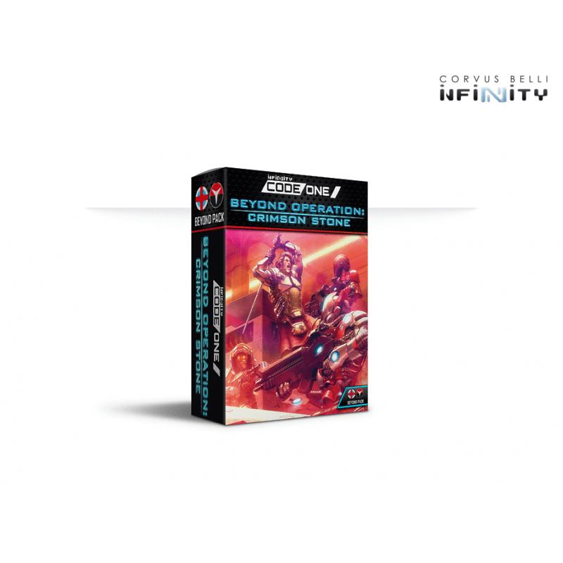 Infinity Code One - Beyond Crimson Stone