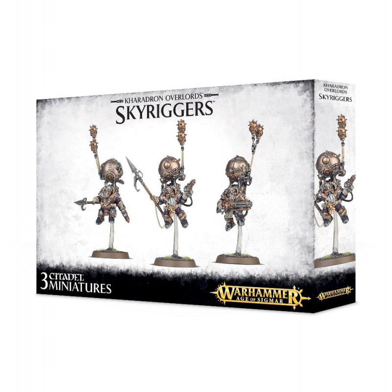 Skywardens / Endrinriggers